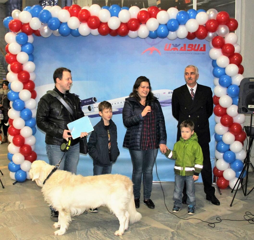 Аэропорт Ижевск: с начала года- 300 тысяч пассажиров ...
