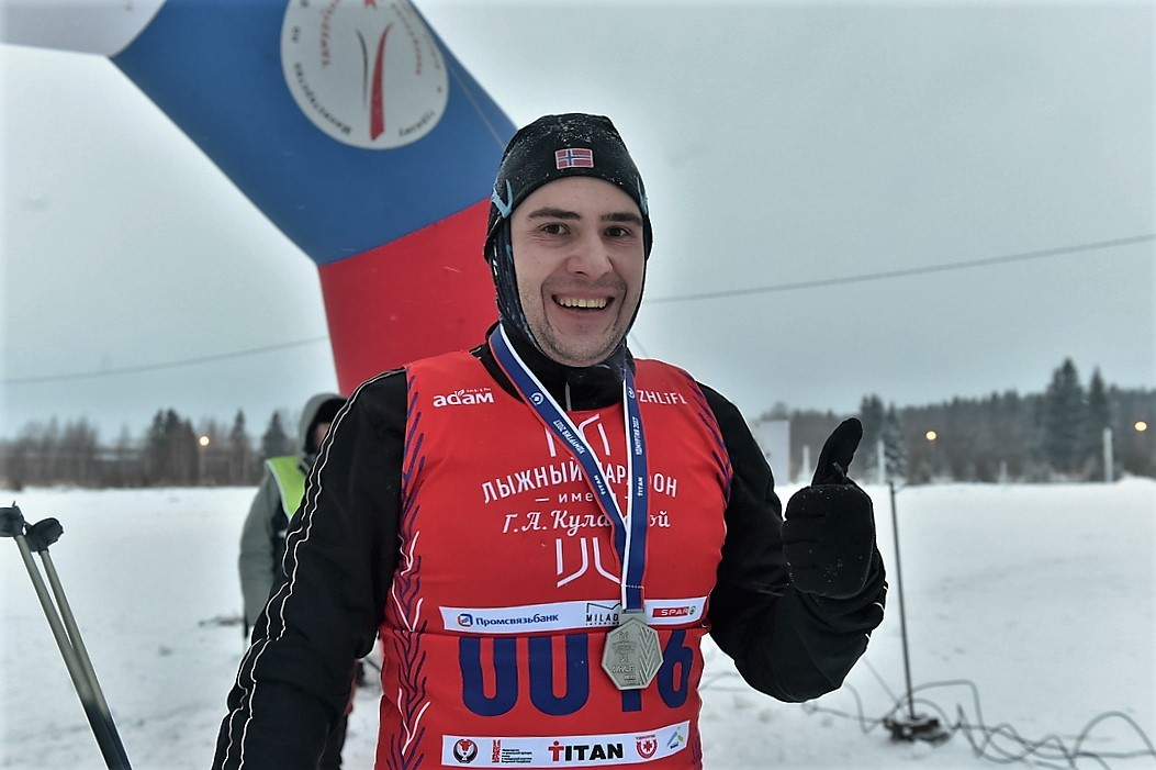 Лыжник из АО «Ижавиа» — на марафоне имени Галины Кулаковой ...